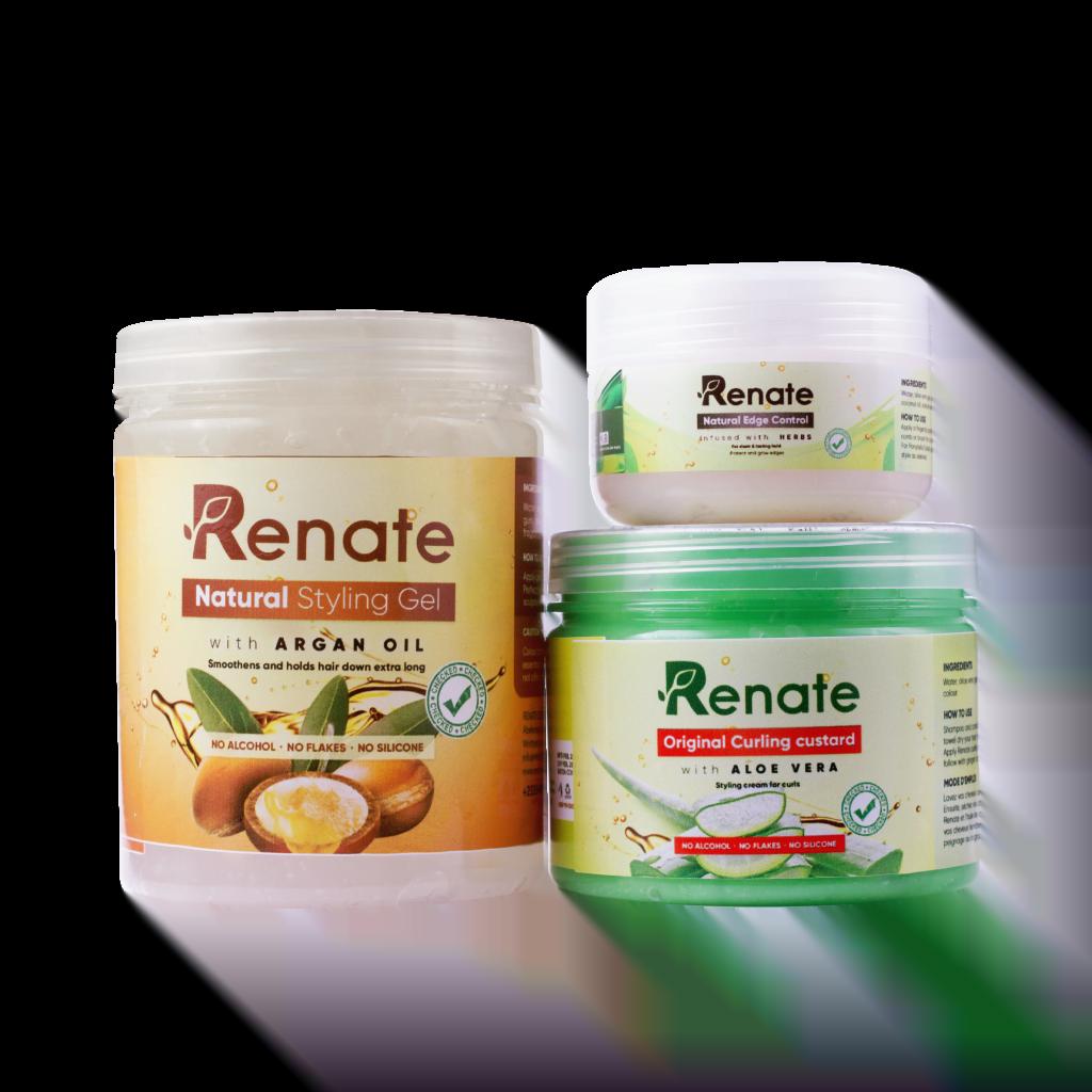 Renate Hair Styling Set